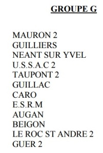 D2 groupe G
